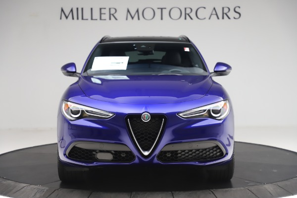 New 2020 Alfa Romeo Stelvio Ti Sport Q4 for sale $57,045 at Pagani of Greenwich in Greenwich CT 06830 12