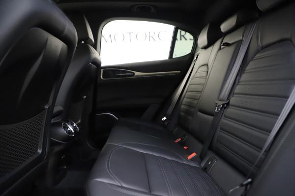 New 2020 Alfa Romeo Stelvio Ti Sport Q4 for sale $57,045 at Pagani of Greenwich in Greenwich CT 06830 19