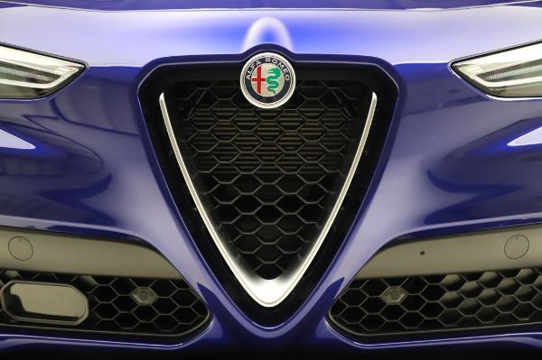 New 2020 Alfa Romeo Stelvio Ti Sport Q4 for sale $57,045 at Pagani of Greenwich in Greenwich CT 06830 27
