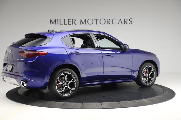 New 2020 Alfa Romeo Stelvio Ti Sport Q4 for sale $57,045 at Pagani of Greenwich in Greenwich CT 06830 8