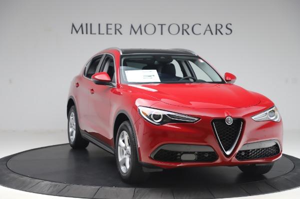 New 2020 Alfa Romeo Stelvio Q4 for sale Sold at Pagani of Greenwich in Greenwich CT 06830 11