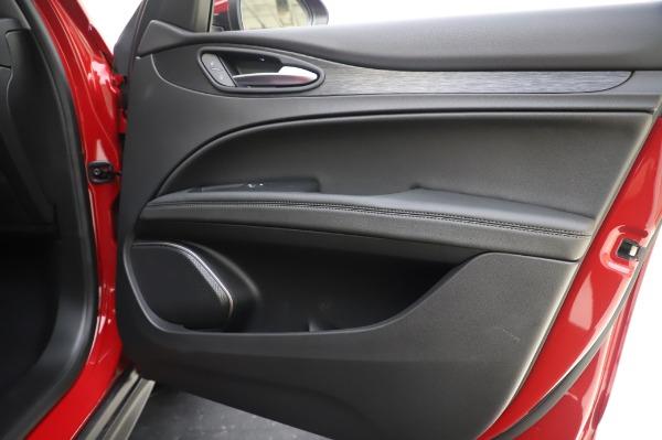 New 2020 Alfa Romeo Stelvio Q4 for sale Sold at Pagani of Greenwich in Greenwich CT 06830 25