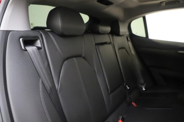 New 2020 Alfa Romeo Stelvio Q4 for sale Sold at Pagani of Greenwich in Greenwich CT 06830 26