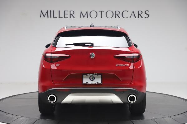New 2020 Alfa Romeo Stelvio Q4 for sale Sold at Pagani of Greenwich in Greenwich CT 06830 6