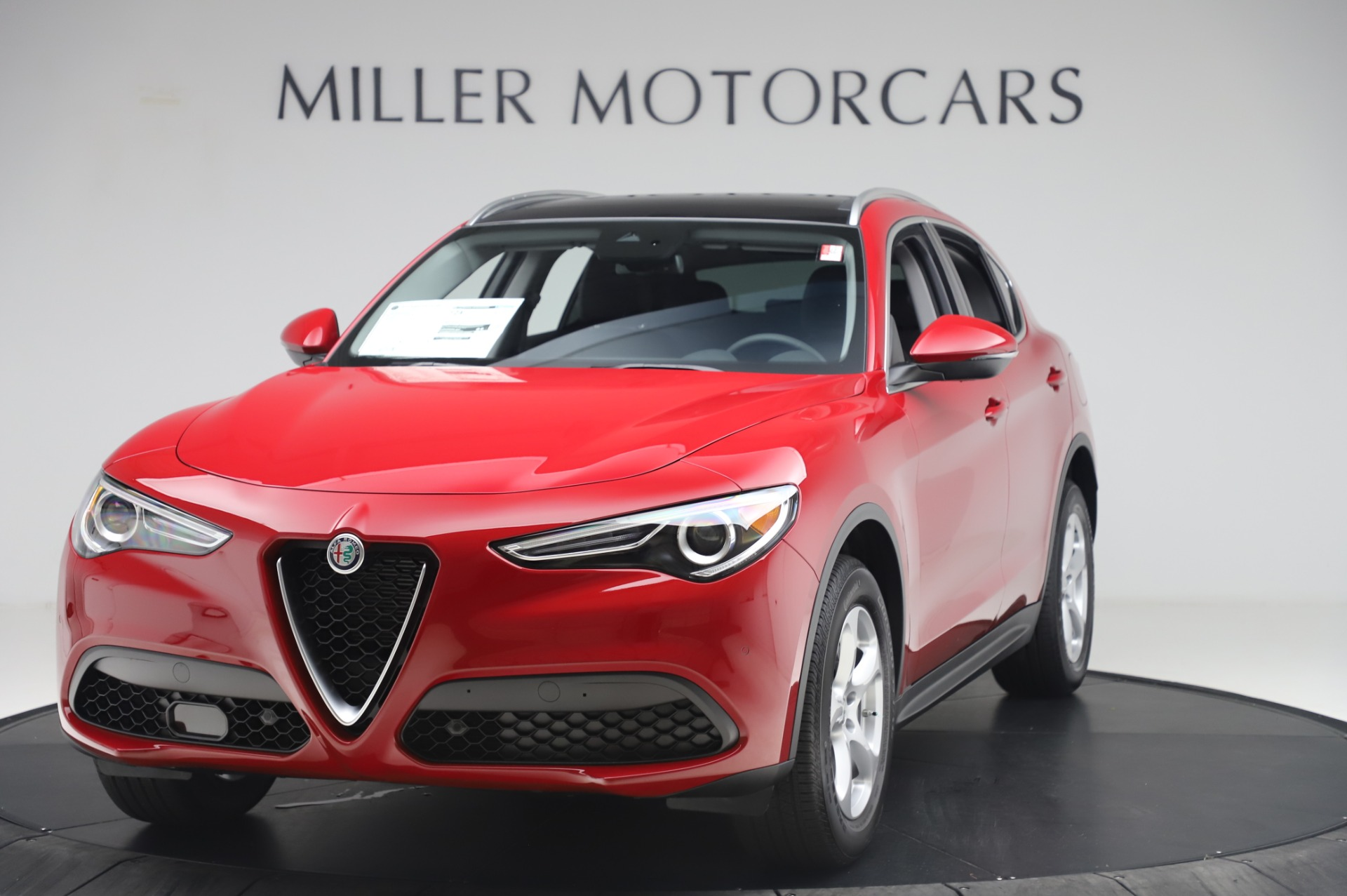 New 2020 Alfa Romeo Stelvio Q4 for sale Sold at Pagani of Greenwich in Greenwich CT 06830 1