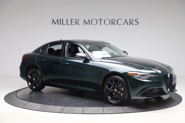 New 2020 Alfa Romeo Giulia Ti Q4 for sale Sold at Pagani of Greenwich in Greenwich CT 06830 10