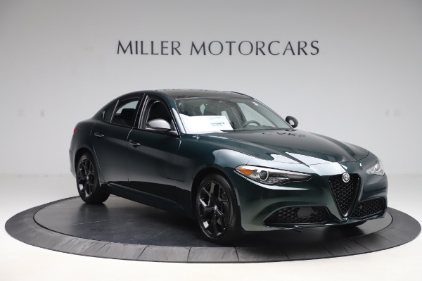 New 2020 Alfa Romeo Giulia Ti Q4 for sale Sold at Pagani of Greenwich in Greenwich CT 06830 12