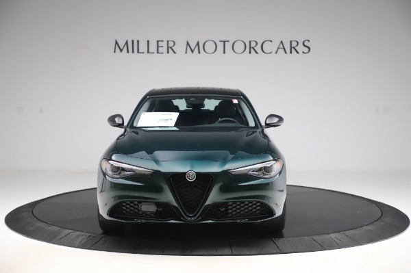 New 2020 Alfa Romeo Giulia Ti Q4 for sale Sold at Pagani of Greenwich in Greenwich CT 06830 13
