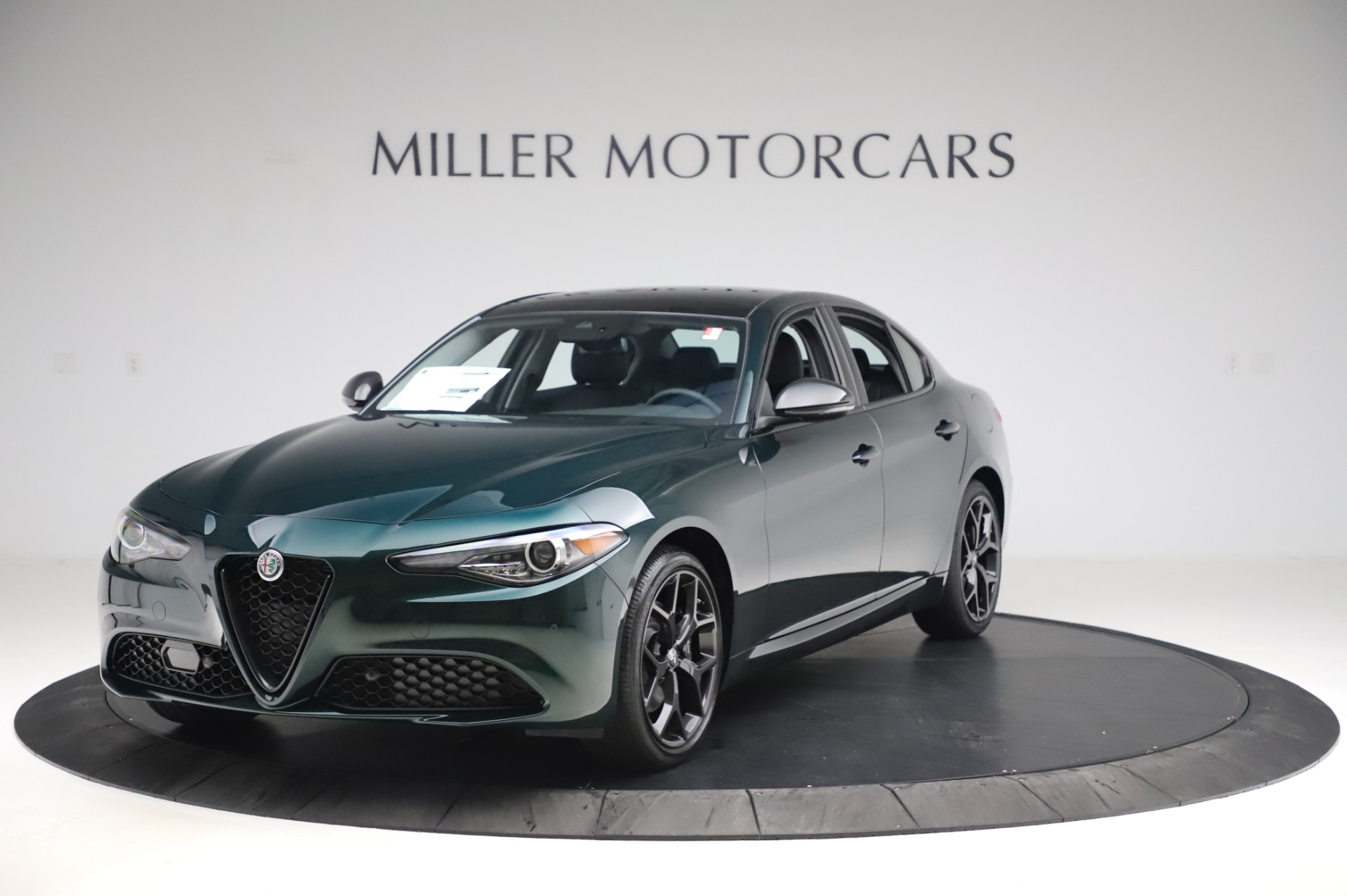 New 2020 Alfa Romeo Giulia Ti Q4 for sale Sold at Pagani of Greenwich in Greenwich CT 06830 1