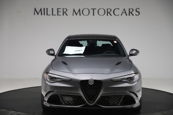 New 2020 Alfa Romeo Giulia Quadrifoglio for sale $87,445 at Pagani of Greenwich in Greenwich CT 06830 12
