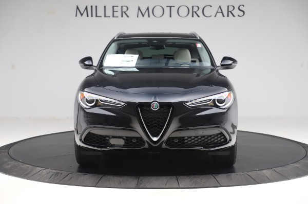 New 2020 Alfa Romeo Stelvio Ti Q4 for sale $50,895 at Pagani of Greenwich in Greenwich CT 06830 12