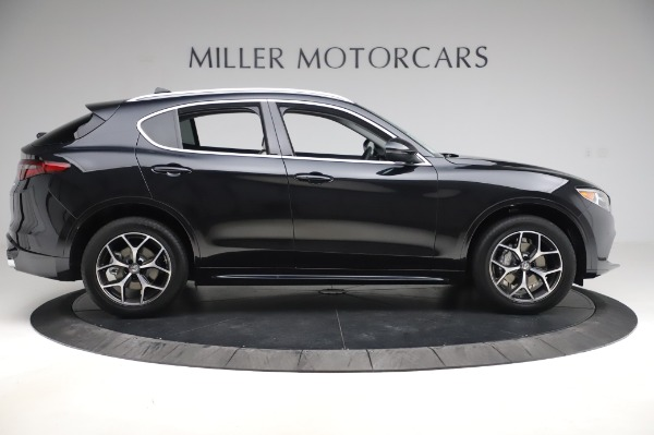 New 2020 Alfa Romeo Stelvio Ti Q4 for sale $50,895 at Pagani of Greenwich in Greenwich CT 06830 9
