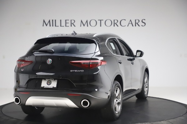 New 2020 Alfa Romeo Stelvio Q4 for sale Sold at Pagani of Greenwich in Greenwich CT 06830 7
