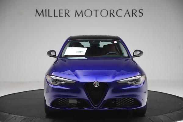 New 2020 Alfa Romeo Giulia Q4 for sale $47,845 at Pagani of Greenwich in Greenwich CT 06830 12