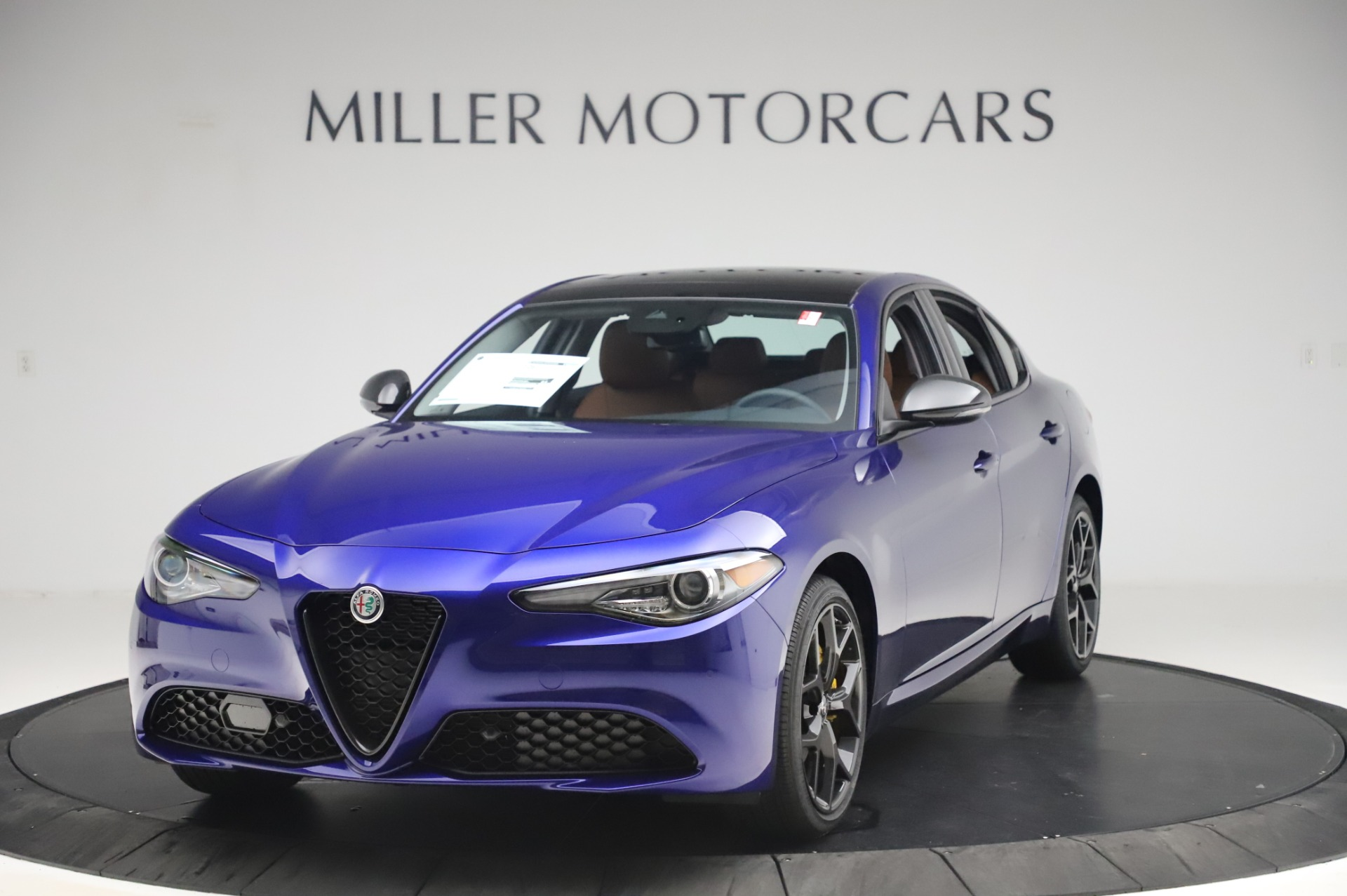New 2020 Alfa Romeo Giulia Q4 for sale $47,845 at Pagani of Greenwich in Greenwich CT 06830 1
