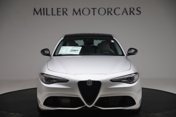 New 2020 Alfa Romeo Giulia Sport Q4 for sale Sold at Pagani of Greenwich in Greenwich CT 06830 12