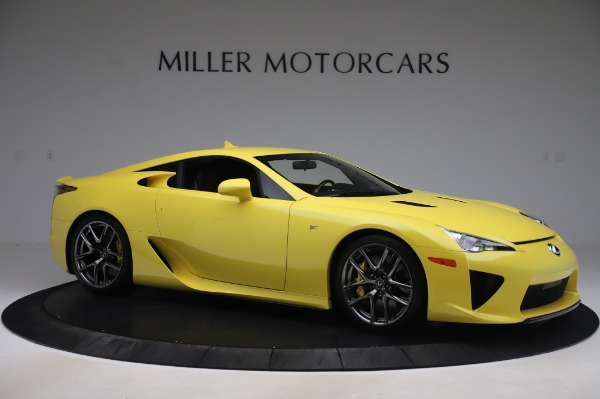 Used 2012 Lexus LFA for sale $509,900 at Pagani of Greenwich in Greenwich CT 06830 10