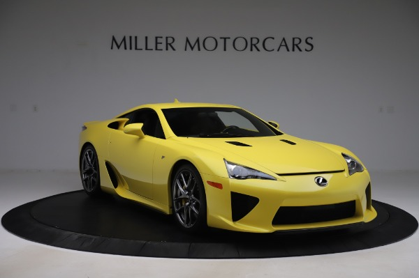 Used 2012 Lexus LFA for sale $509,900 at Pagani of Greenwich in Greenwich CT 06830 11
