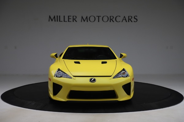 Used 2012 Lexus LFA for sale $509,900 at Pagani of Greenwich in Greenwich CT 06830 12
