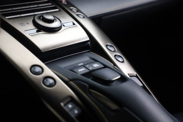 Used 2012 Lexus LFA for sale $509,900 at Pagani of Greenwich in Greenwich CT 06830 19