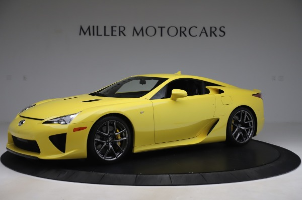Used 2012 Lexus LFA for sale $509,900 at Pagani of Greenwich in Greenwich CT 06830 2