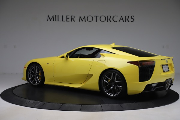 Used 2012 Lexus LFA for sale $509,900 at Pagani of Greenwich in Greenwich CT 06830 4