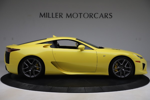 Used 2012 Lexus LFA for sale $509,900 at Pagani of Greenwich in Greenwich CT 06830 9