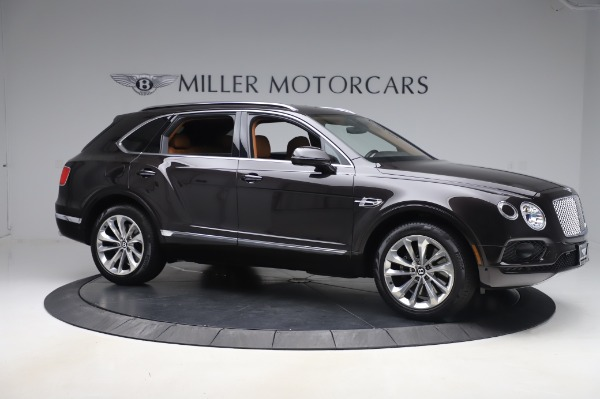 Used 2017 Bentley Bentayga W12 for sale $138,900 at Pagani of Greenwich in Greenwich CT 06830 10