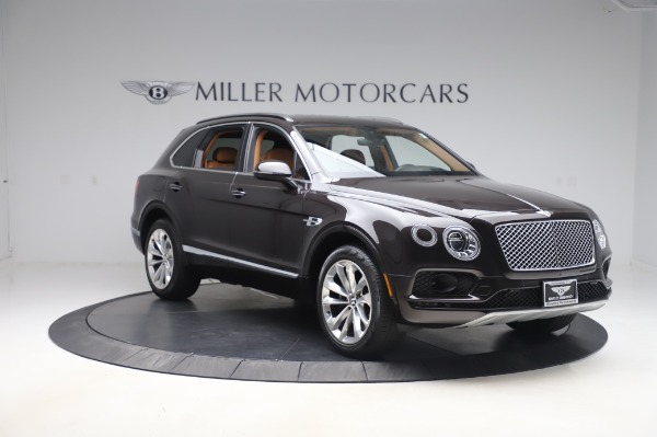Used 2017 Bentley Bentayga W12 for sale $138,900 at Pagani of Greenwich in Greenwich CT 06830 11