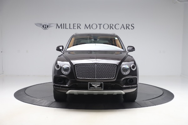 Used 2017 Bentley Bentayga W12 for sale $138,900 at Pagani of Greenwich in Greenwich CT 06830 12