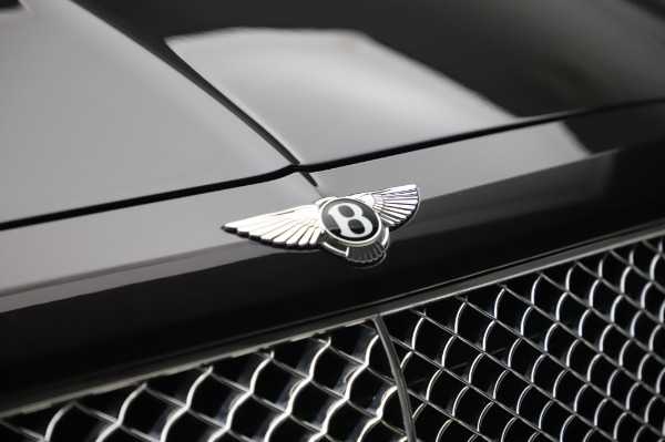 Used 2017 Bentley Bentayga W12 for sale $138,900 at Pagani of Greenwich in Greenwich CT 06830 14
