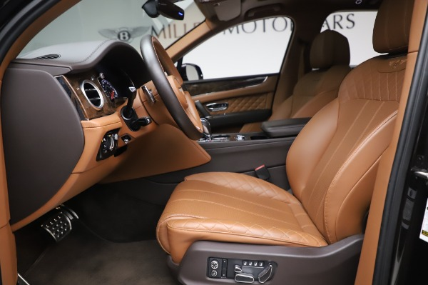 Used 2017 Bentley Bentayga W12 for sale $138,900 at Pagani of Greenwich in Greenwich CT 06830 18