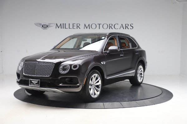 Used 2017 Bentley Bentayga W12 for sale $138,900 at Pagani of Greenwich in Greenwich CT 06830 2