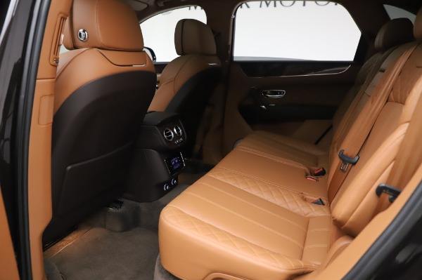 Used 2017 Bentley Bentayga W12 for sale $138,900 at Pagani of Greenwich in Greenwich CT 06830 20