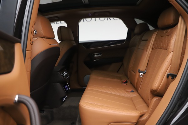 Used 2017 Bentley Bentayga W12 for sale $138,900 at Pagani of Greenwich in Greenwich CT 06830 21