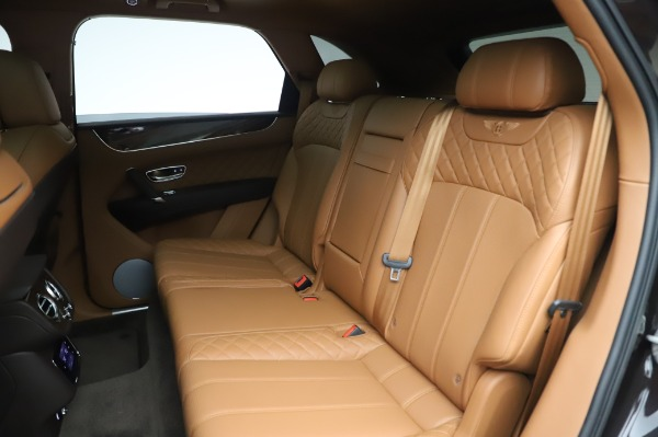 Used 2017 Bentley Bentayga W12 for sale $138,900 at Pagani of Greenwich in Greenwich CT 06830 23