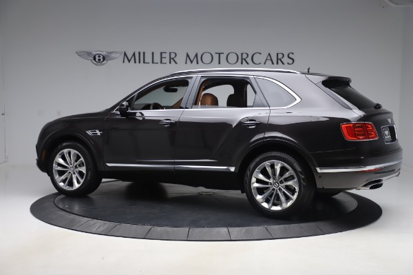 Used 2017 Bentley Bentayga W12 for sale $138,900 at Pagani of Greenwich in Greenwich CT 06830 4