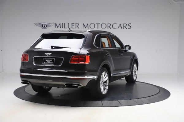 Used 2017 Bentley Bentayga W12 for sale $138,900 at Pagani of Greenwich in Greenwich CT 06830 7