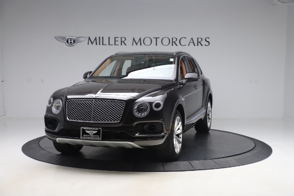 Used 2017 Bentley Bentayga W12 for sale $138,900 at Pagani of Greenwich in Greenwich CT 06830 1