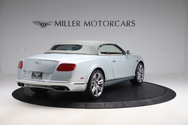 Used 2017 Bentley Continental GTC V8 for sale Sold at Pagani of Greenwich in Greenwich CT 06830 16