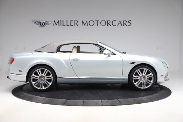 Used 2017 Bentley Continental GTC V8 for sale Sold at Pagani of Greenwich in Greenwich CT 06830 17