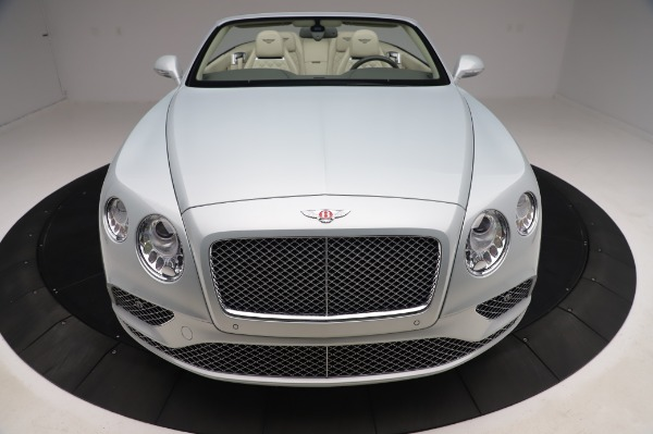 Used 2017 Bentley Continental GTC V8 for sale Sold at Pagani of Greenwich in Greenwich CT 06830 19