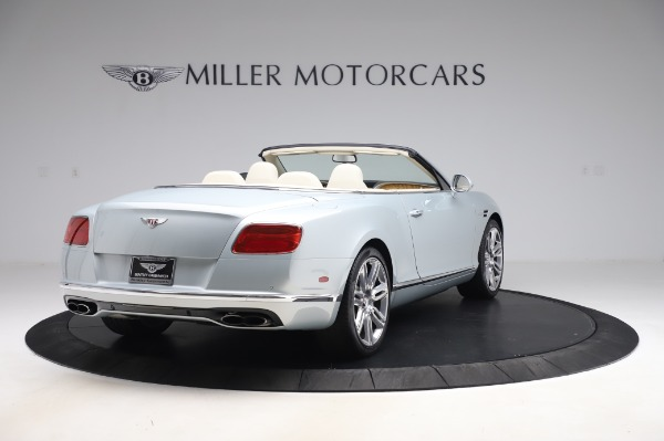 Used 2017 Bentley Continental GTC V8 for sale Sold at Pagani of Greenwich in Greenwich CT 06830 7