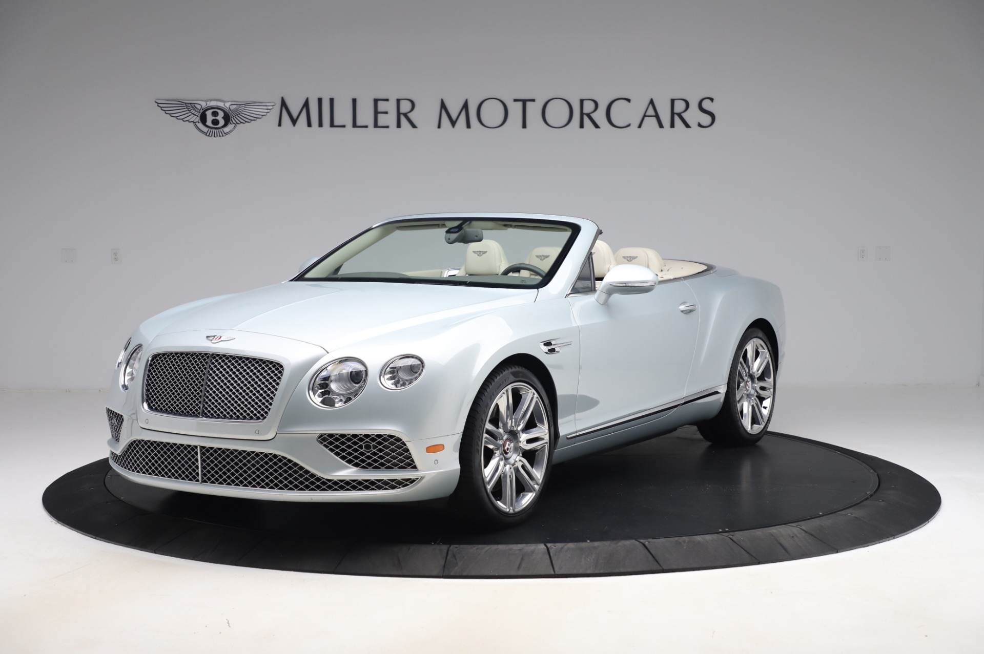 Used 2017 Bentley Continental GTC V8 for sale Sold at Pagani of Greenwich in Greenwich CT 06830 1