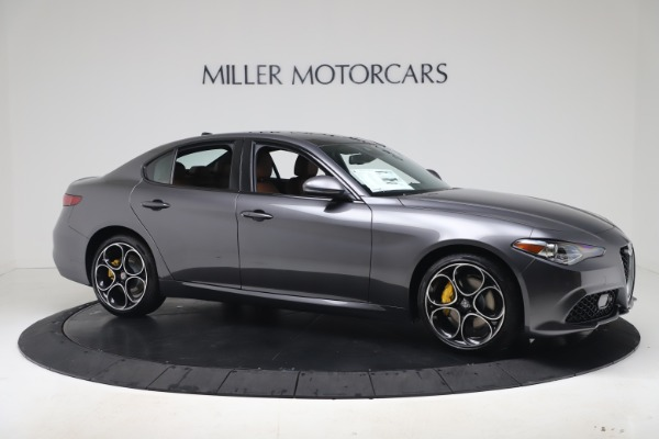 New 2020 Alfa Romeo Giulia Ti Sport Q4 for sale Sold at Pagani of Greenwich in Greenwich CT 06830 10