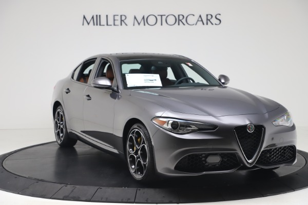 New 2020 Alfa Romeo Giulia Ti Sport Q4 for sale Sold at Pagani of Greenwich in Greenwich CT 06830 11