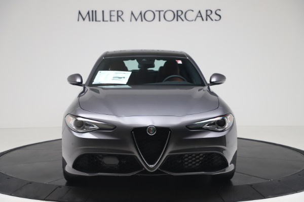 New 2020 Alfa Romeo Giulia Ti Sport Q4 for sale Sold at Pagani of Greenwich in Greenwich CT 06830 12