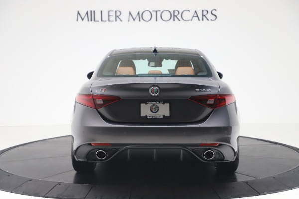 New 2020 Alfa Romeo Giulia Ti Sport Q4 for sale Sold at Pagani of Greenwich in Greenwich CT 06830 6