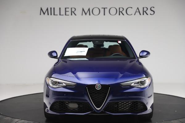 New 2020 Alfa Romeo Giulia Ti Sport Q4 for sale $51,495 at Pagani of Greenwich in Greenwich CT 06830 12