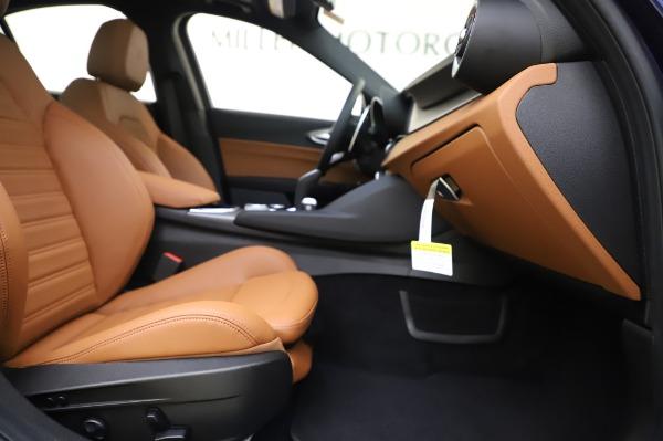 New 2020 Alfa Romeo Giulia Ti Sport Q4 for sale $51,495 at Pagani of Greenwich in Greenwich CT 06830 23